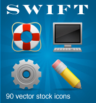 swift stock icons