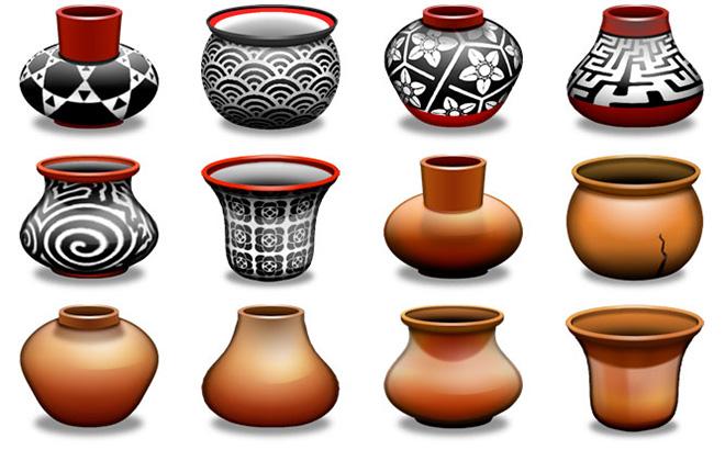 icon icon free icons pots. Black Bedroom Furniture Sets. Home Design Ideas