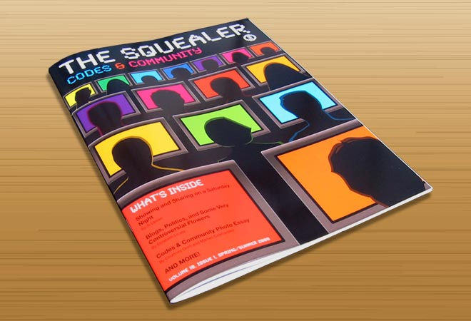 The Squealer Volume 18; Issue 1 - Squeaky Wheel's Media Arts Rournal